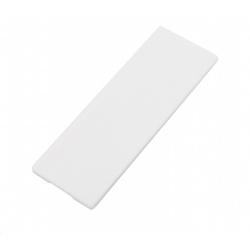 Заглушка для напр-щих SB04, пустая, цвет белый