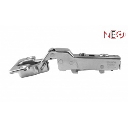 H306B02 - Baldų lankstas NEO su ekscentriku, CLIP-ON