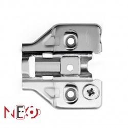 H5010 - Планка с эксц. регул. для петель NEO