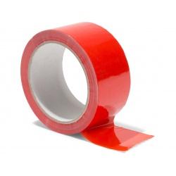 Lipni juosta 48mm x 66m, akrilas, raudona