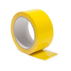 Lipni juosta 48mm x 66m, akrilas, geltona